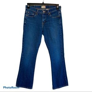 Levi's 515 Bootcut Jeans Size 4S